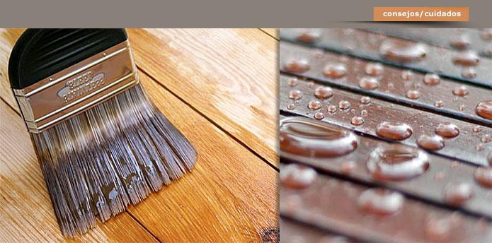 Trucos y consejos para cuidar la madera la c moda - La comoda muebles ...