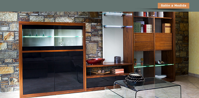 Muebles a medida modernos r sticos y cl sicos la c moda - Muebles a coruna ...
