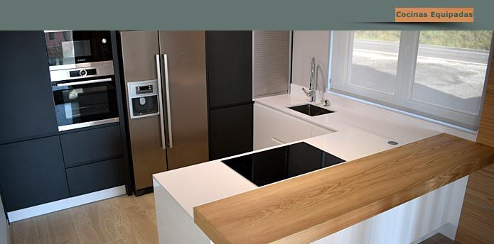 Cocinas Equipadas Proyectos y Venta de Muebles de Cocina  Muebles La