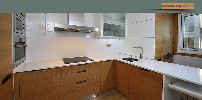 Muebles de Cocina en Negreira, A Coruña | La Cómoda