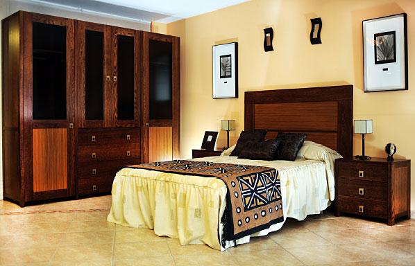 Muebles dormitorio en negreira a coru a la c moda - Muebles la colonial ...
