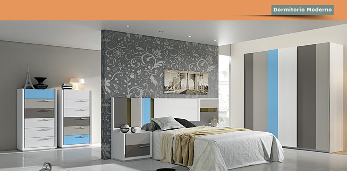 La c moda muebles dormitorio en negreira a coru a - Muebles la comoda ...