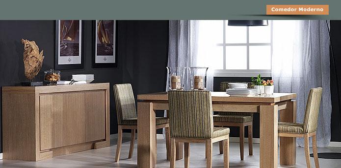 Muebles sal n comedor en negreira a coru a la c moda for Muebles salon comedor actuales