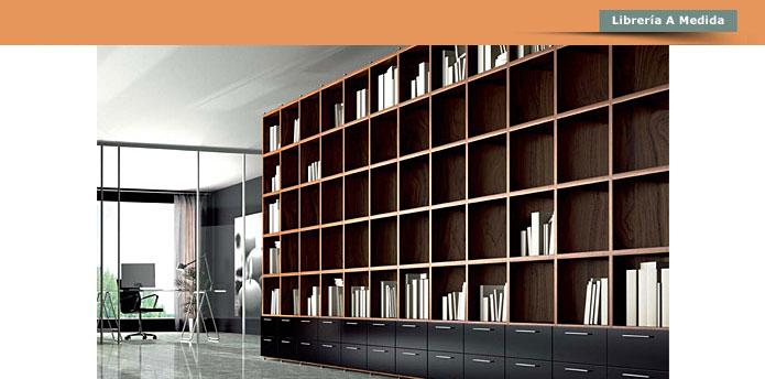La c moda muebles sal n comedor en negreira a coru a for Muebles librerias para salon