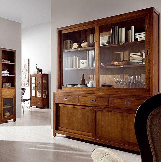 Muebles sal n comedor en negreira a coru a la c moda for Muebles comodas modernas