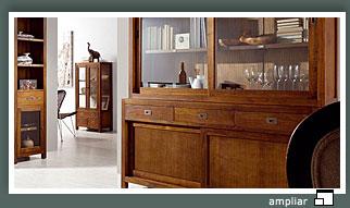 Muebles sal n comedor en negreira a coru a la c moda - Aparadores a medida ...