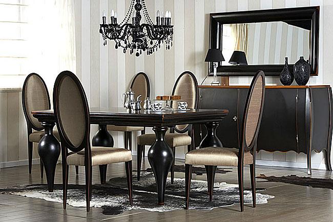 Muebles sal n comedor en negreira a coru a la c moda for Decoracion comedor clasico