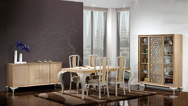 Muebles sal n comedor en negreira a coru a la c moda - Salon comedor con estilo ...