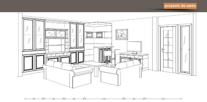 La c moda muebles precios presupuestos y proyectos for Muebles de cocina planos pdf
